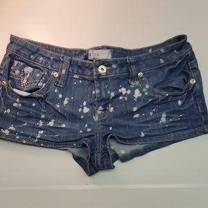 MaxR Short Shorts